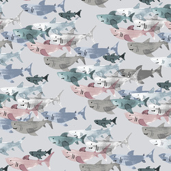 Shark Frenzy in Cloud