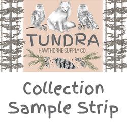 Tundra Fat Sample Strip