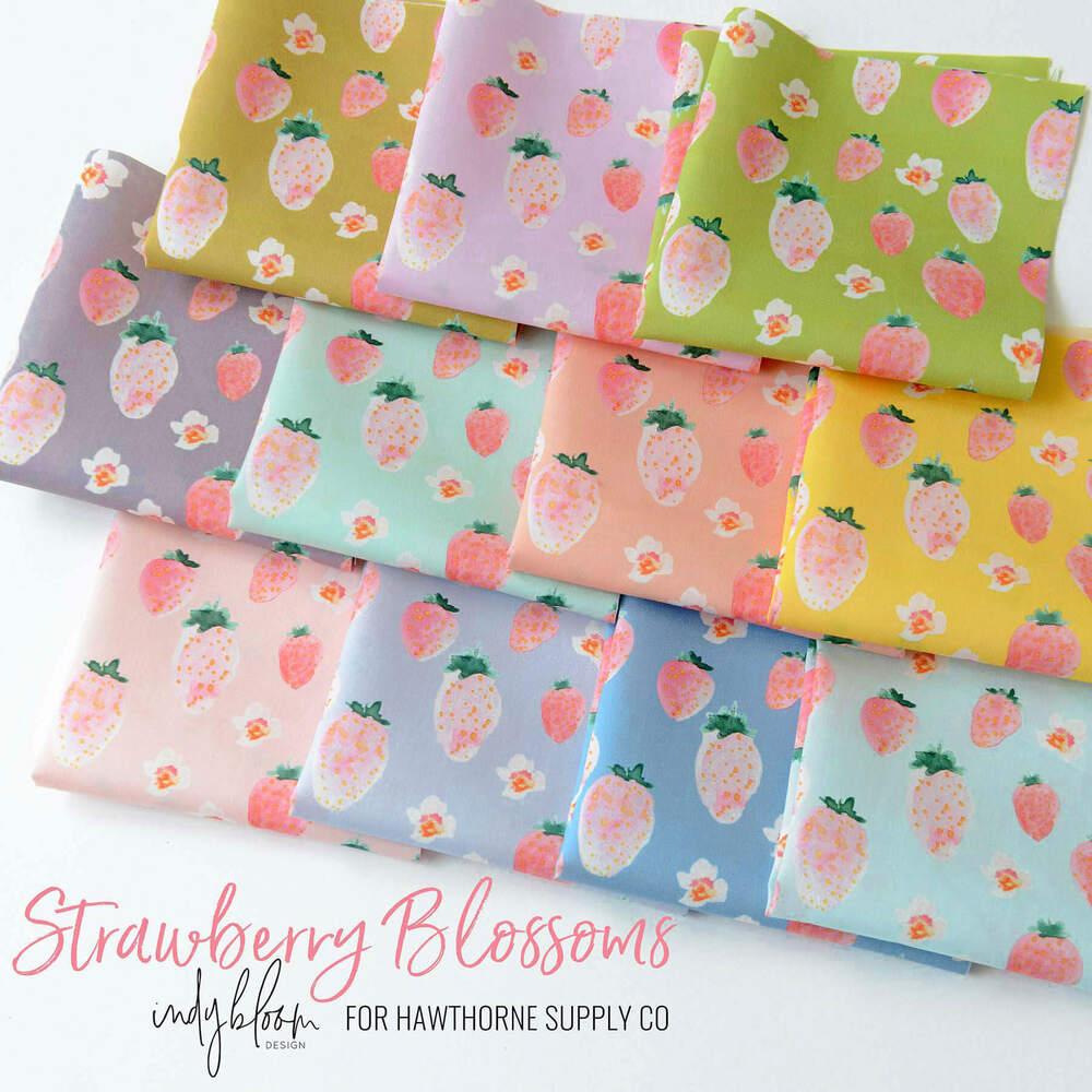 Strawberry Blossom Poster Image