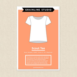 Scout Tee 0-18