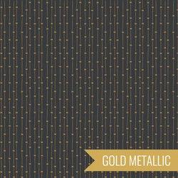 Star Stripe in Shadow Metallic