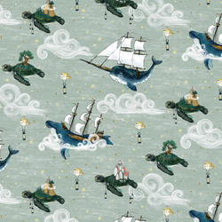 A Nautical Fantasy in Sea Salt