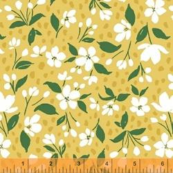 Mini Floral in Lemon
