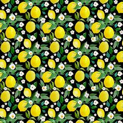 Small Lemons in Black