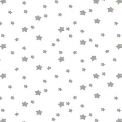Star Light in Sage on White