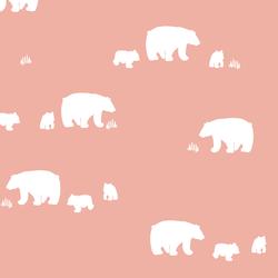 Wandering Bears in Peony
