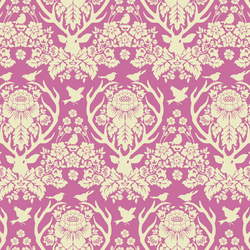Little Antler Damask in Violet