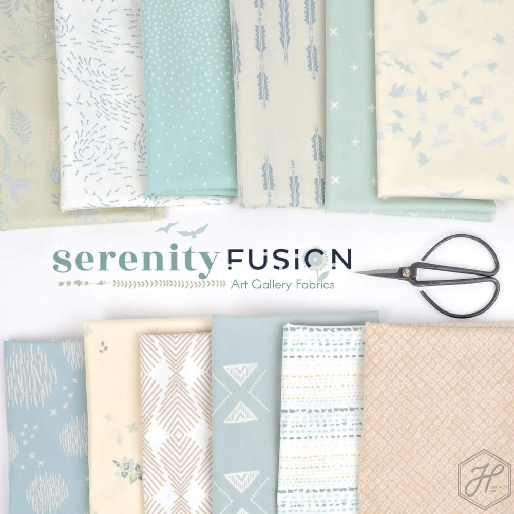 Serenity Fusion Poster Image