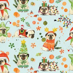 Bah Hum-Pug in Multi