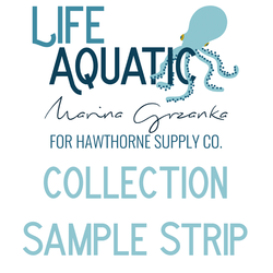 Life Aquatic Sample Strip