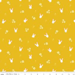 Bunnies in Mustard