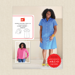 Camp Shirt + Dress