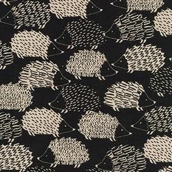Hedgehogs in Black