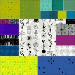 Declassified Fat Quarter Bundle
