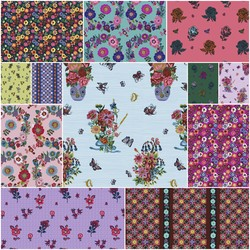 Sunday in the Country Fat Quarter Bundle