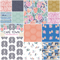 Cape Town Fat Quarter Bundle