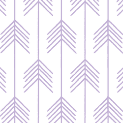 Vanes in Lilac on White