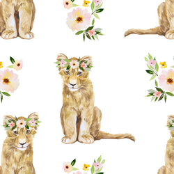 Spring Cub in Floral