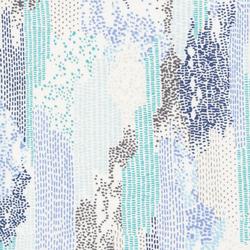 Lichen in Blue