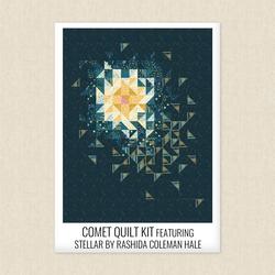 Comet Quilt Kit