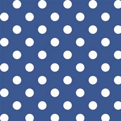 Marble Dot in Blue Jay