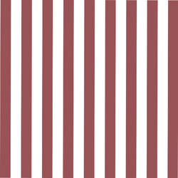 Candy Stripe in Marsala