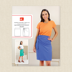 Kensington Knit Skirt