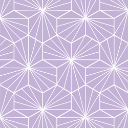 Radiate in Lilac