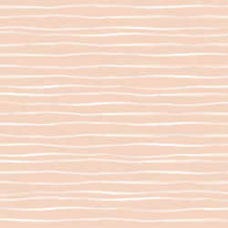 Sussex Stripe in Blush