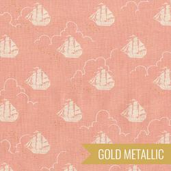 Jolly Roger in Blossom Metallic