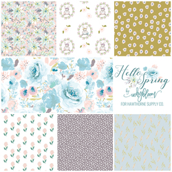 Hello Spring Fat Quarter Bundle