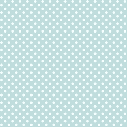 Tiny Dot in Glacier Blue