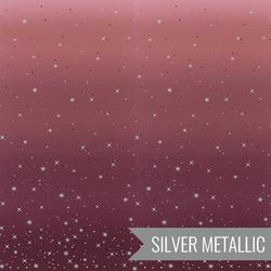 Ombre Fairy Dust Metallic in Plum