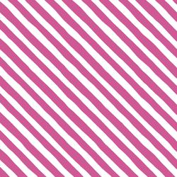 Rogue Stripe in Petunia