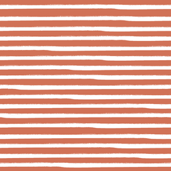 Painted Stripe in Cherry