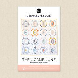 Sienna Burst Quilt