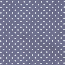 Dinky Dots in Gray