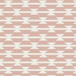 Tomahawk Stripe in Blush