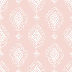 Geometric in Pink