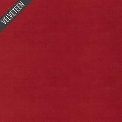 Lush Velveteen in Scarlet