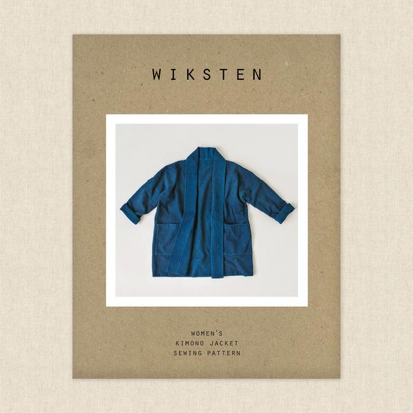 Wiksten Kimono Jacket Sewing Pattern