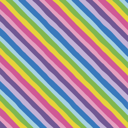 Bright Stripe in Unicorn