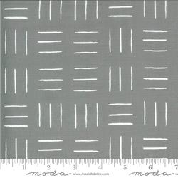 Opposing Lines in Grey