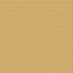 Polka Dot in Honey Mustard
