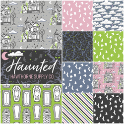 Haunted Fat Quarter Bundle