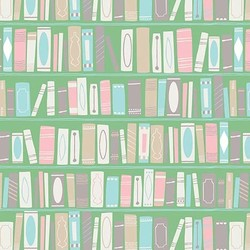 Books in Green