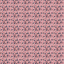 Sweet Stems Floral in Dark Pink
