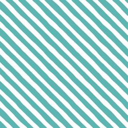 Rogue Stripe in Seafoam