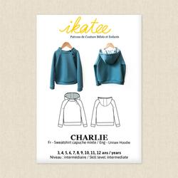 Charlie Sweatshirt - Kids