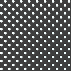 Candy Dot in Onyx